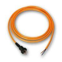 PCE Geräteleitung PUR 3x 1,5 mm² 5 m orange IP44