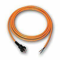 PCE Geräteleitung PUR 3*1.5mm 3m orange IP44