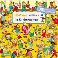 Carlsen Hör mal: Wimmelbuch: Im Kindergarten (67631153)