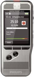 PHILIPS DPM6000/01 Diktiergerät digital silber