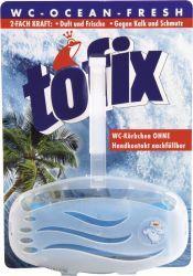 TOFIX 749705 WM1602797 WC Korb gefüllt blau