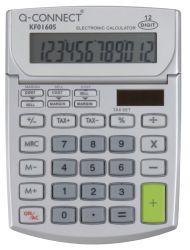 Q-CONNECT KF01605 12-stellig Tischrechner Solar