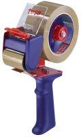 TESA 06300-00001 Blau - Rot Klebefilm-Abroller