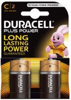 Duracell Babyzelle Plus Power C K2 MN 1400 2 Stk