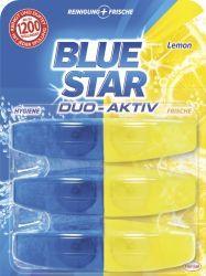 BLUE STAR 1556075 993258 WC Korb Nachfü.3ST Lemon