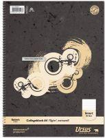 Format Werk Ursus, Collegeblock, A4, 80 Blatt (LINIERT)