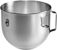 KitchenAid Zubehör für Küchenmaschine 4.8L HEAY DUTY Edelstahlschüssel 4,8 L gebürstet (5K5A2SB)