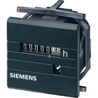 Zeitzähler 48x48mm AC 230V 50Hz ohne Blende 55x55mm
