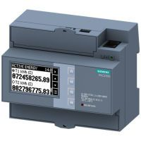 SENTRON, Messgerät, 7KM PAC2200, LCD, L-L: 400 V, L-N: 230V
