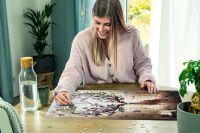"""Ravensburger Erwachsenenpuzzle """"Magischer Hirsch"""" 1.000 Teile ab 14 Jahre Puzzle von Ravensburger"""