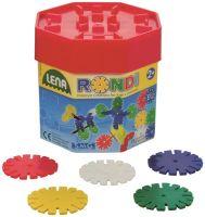 Simm Spielwaren Lena - Pre School - Rondi 45 Baudose mit 55 Teilen