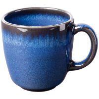 Villeroy & Boch Lave bleu Kaffeeobertasse