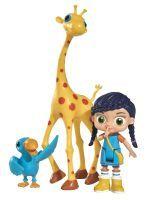 Simba Wissper Figurenset Gertie + Otis, Spielfigur (109358377)