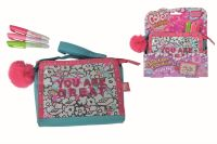Color me mine CMM Glitter Couture Lady Bag