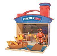 Simba Sam Wasserrettungsset mit 2 Figuren
