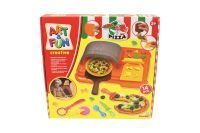 Art & Fun A&F Knetset im Pizzakarton
