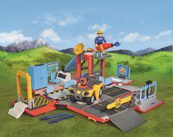 Simba Toys Feuerwehrmann Sam 2in1 Jupiter mit Sound (109251029)