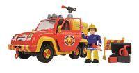 Feuerwehrmann Sam Feuerwehrauto Venus mit Figur, K