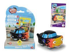 Helden der Stadt - Tobi Turbo, Spielfahrzeug