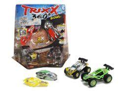 Dickie TRXX04 Trixx 360 - Corner Ramp, 2-sort.