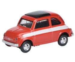 Schuco Fiat 500 rot 1:87