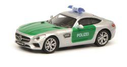Schuco MB AMG GT S Polizei 1:87