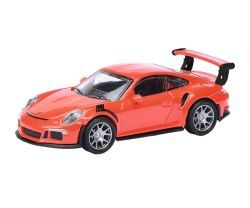 Schuco Porsche 911 GT3 RS,orange 1:87