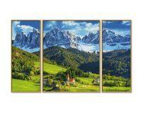Malen nach Zahlen MNZ - St.Magdalena in Südtirol