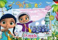 Noris Wissper - Puzzle 48tlg.In der Eiswelt