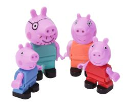 BIG PlayBIG Bloxx Peppa Pig Peppa's Family