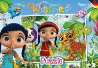 Noris Wissper - Puzzle 48tlg.In der Waldwelt