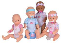 Simba NBB Entzückendes Baby Set, 2-sort.
