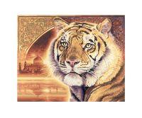 Malen nach Zahlen MNZ - Bengalischer Tiger