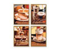 Malen nach Zahlen MNZ - Kaffeepause (Quattro)