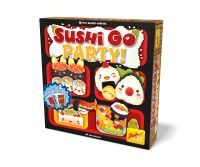 Sushi Go Party, Brettspiel