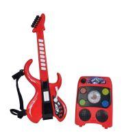 My Music World MMW Disco Gitarre mit Verstärker