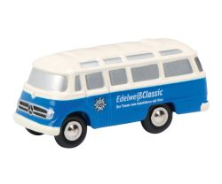 Schuco Piccolo Pic. MB O319 Bus Edelweiss