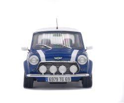 Solido 1:18 Mini Cooper Sport blau