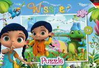 Simba WISSPER - PUZZLE 48TLG SORT (606031590)
