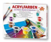 Malen nach Zahlen MNZ - 36 Acrylfarben
