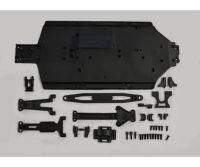 X10ET-XL Chassis/Anbauteileset