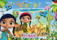 Noris Wissper - Puzzle 48tlg.In der Wüstenwelt