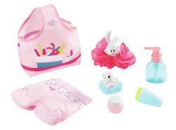 BABY BORN BADESET WASH & GO 823606