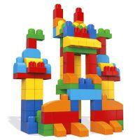 Mattel Mega Bloks Bausteinebeutel - Deluxe 150 Teile-Grundfarben-Refresh