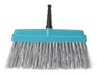 Gardena 03609-20 Outdoor Hard bristle Kunststoff Blau - Grau Besen