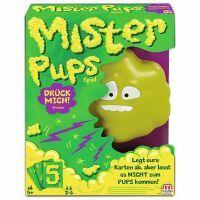 Mattel DPX25 Mister Pups Geschicklichkeitsspiel