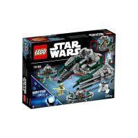 Lego Star Wars Yodas Starfighter