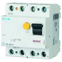 Eaton Fehlerstromschutzschalter 4p 40A 30mA Typ G/A PFIM-40/4/0,03-XG/A 235743