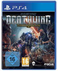 Deathwing: Space Hulk Enhanced Edition (PS4) Englisch