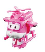 Super Wings DIZZY Transform Spielzeugfigur Mini